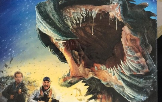 Tremors A Cold Day In Hell Blu-ray Combo Pack Review Tremors 6