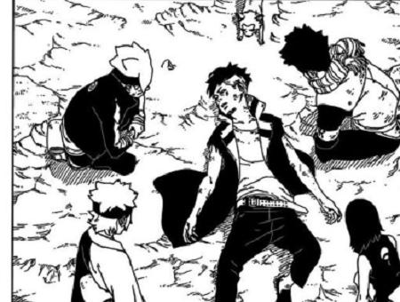 Boruto manga 24 review Kawaki