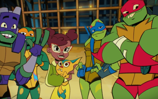 Mystic Mayhem review Rise of the Teenage Mutant Ninja Turtles TMNT