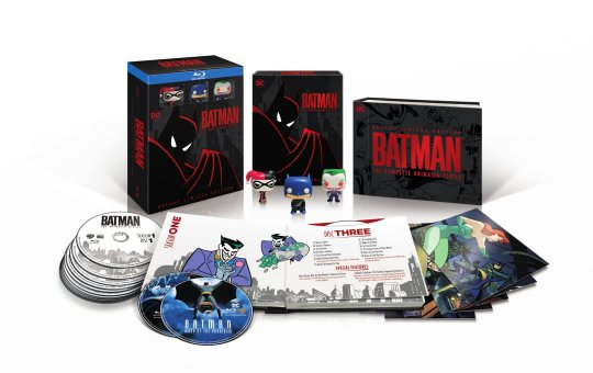 Batman The Animated Series Limited Edition Box set