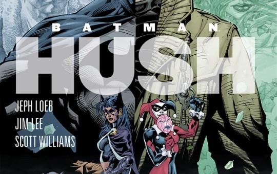 Batman Hush animated movie