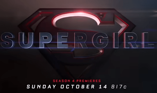 Supergirl at SDCC 2018