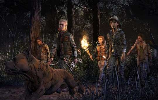 The Walking Dead The Final Season new trailer SDCC 18 demo