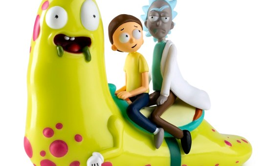 Rick and Morty Licensing Program
