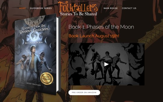 Excerpts from an unknown guidebook Phases of the Moon book review
