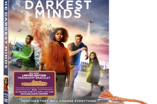 The Darkest Minds Blu-ray DVD release Fox