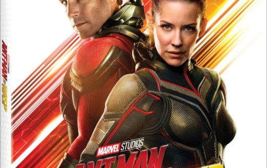 Ant-Man and The Wasp Digital and Blu-ray Release Disney October 2018