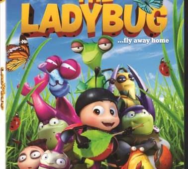 The Ladybug DVD November Lionsgate release