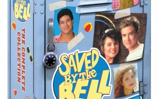 Saved by the Bell Complete Collection Shout! Factory October 2018 release