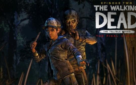 The walking dead final season telltale games episode 2 Suffer the Children September release