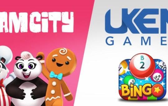 Jam City Ukon Games acquisition Bingo Pop