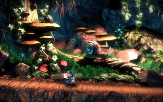 Macrotis A Mother's Journey game Proud Dinosaurs