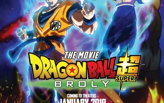Funimation Dragon Ball Super Broly