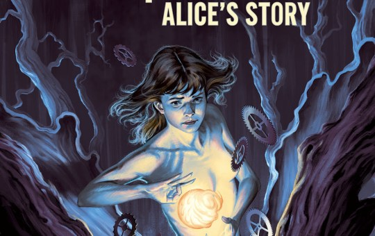 The Magicians Alice's Story comic book