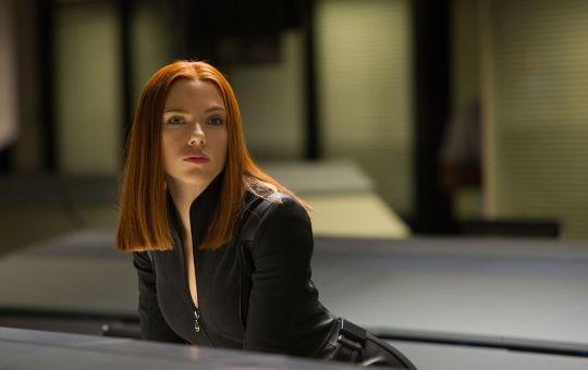 Black Widow Movie SDCC