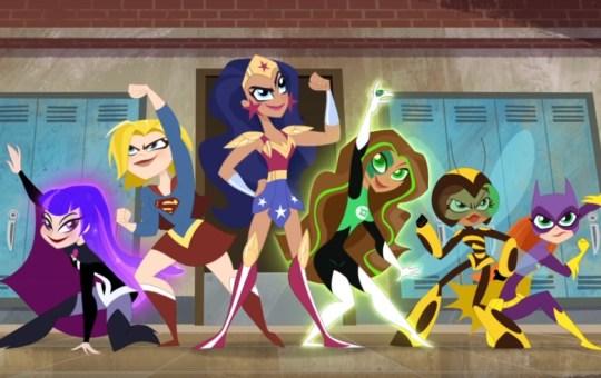 DC Super Hero Girls March 8 2019