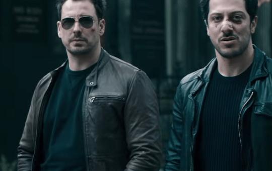 Dogs of Berlin Season 1 Netflix Review