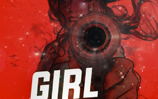 Girl with no Name comic book kickstarter