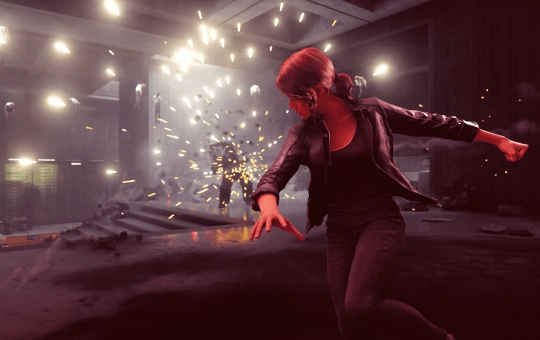 Control launch trailer Control game Remedy pre-order