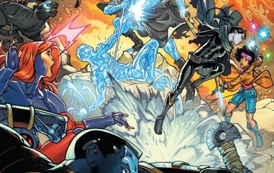 Uncanny X-Men Winter's End Issue 1 Review