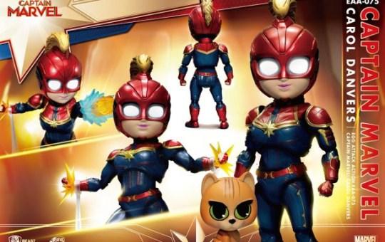 Captain Marvel Previews