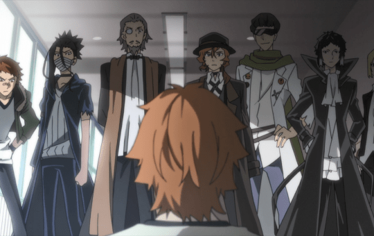 Cannibalism Part One Bungo Stray Dogs