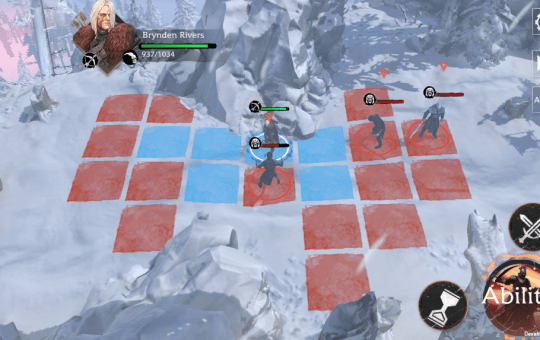 game of thrones beyond the wall mobile game