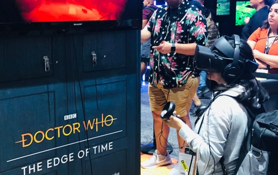 Doctor Who VR Game