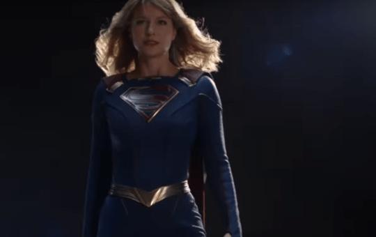 Supergirl at SDCC 2019