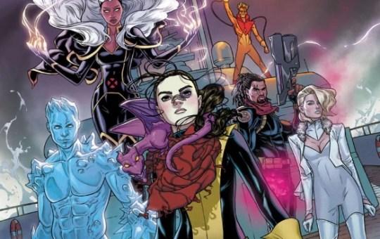 x-men marauders comic book