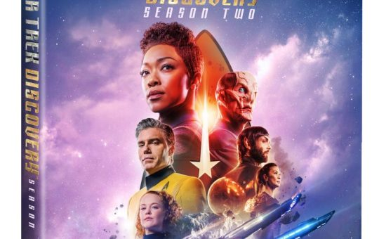 Star Trek Discovery Season 2 Blu-ray DVD