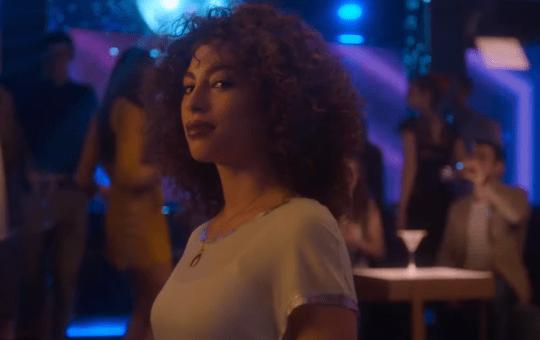 Nadia in Elite Season 2 trailer