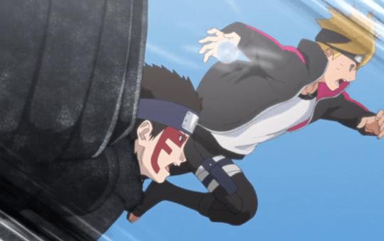 Boruto and Shinki Boruto anime 125 review
