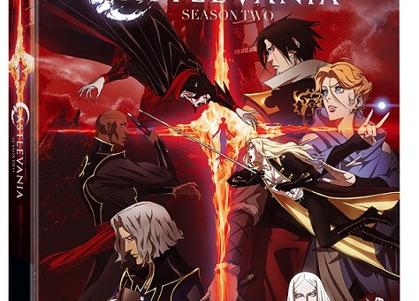 VIZ Media November Castlevania