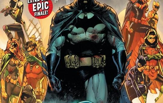 Batman Issue 85 review