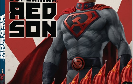 Superman Red Son Blu-ray DVD release 2020