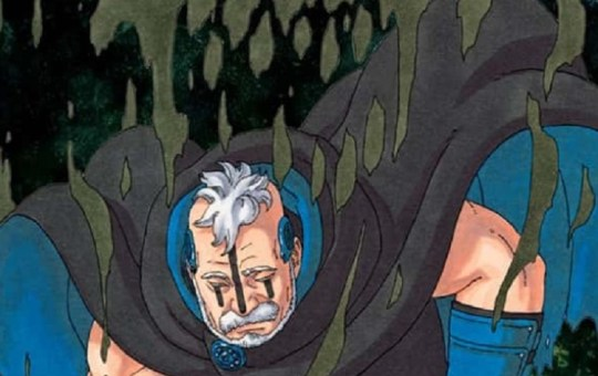The New Team Seven Boruto manga 41 review