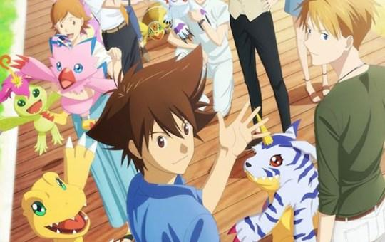 Digimon Adventure: Last Evolution Kizuna US March release