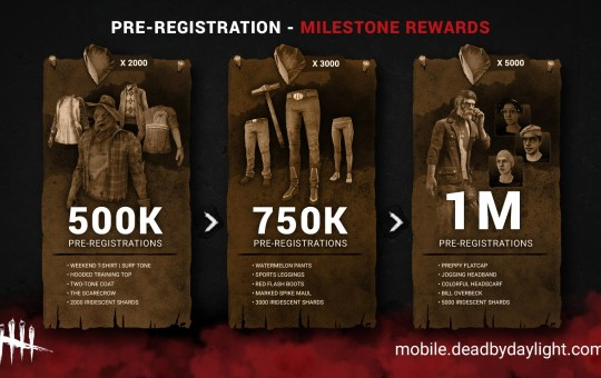 Dead by Daylight Mobile 2020 Spring