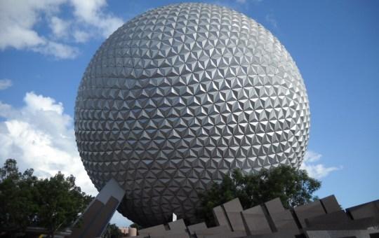 Walt Disney World Epcot Disney Park