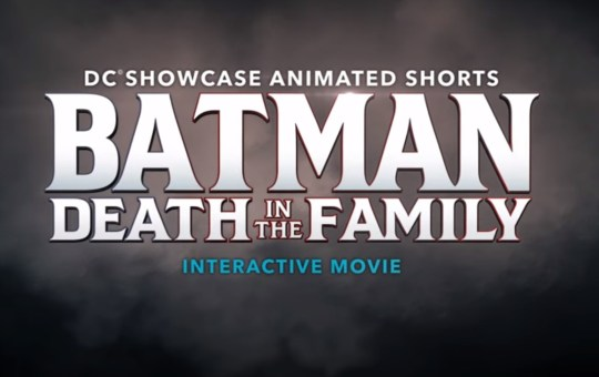DC Showcase Death in the Family