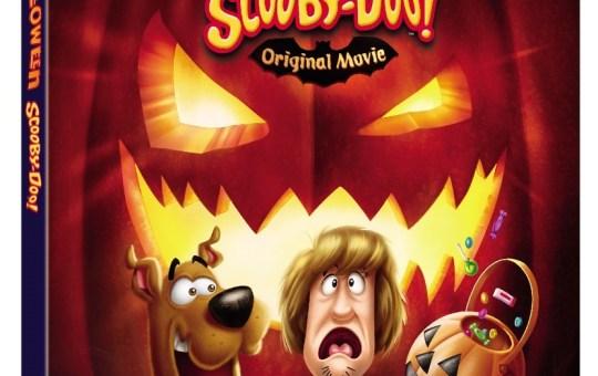 Happy Halloween Scooby Doo DVD October 2020