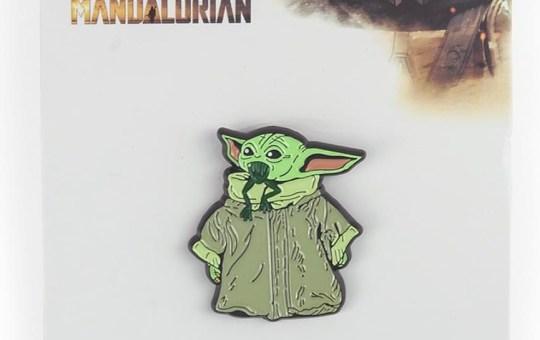 Star Wars The Madalorian Baby Yoda The Child Pin Toynk