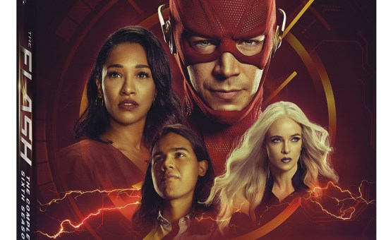 The Flash: The Complete Sixth Season Blu-Ray (Front Cover) Source: Warner Bros. 2020