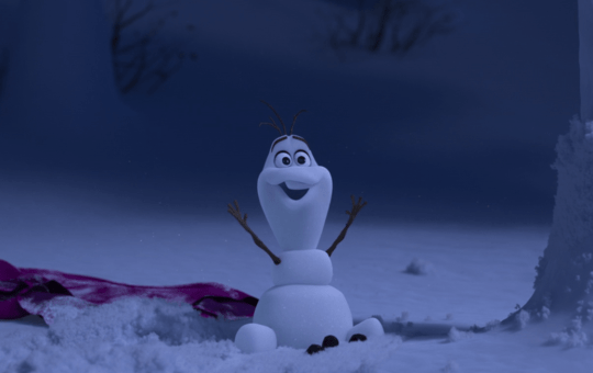 Once Upon a Snowman review