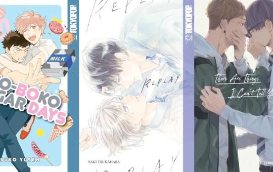 BL manga recommendations