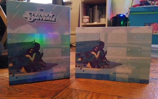 Steven Universe the Complete Collection