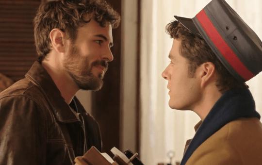 The Christmas Setup 2020 Movie review