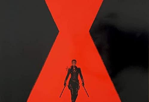 Black Widow Film 2021