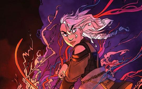 The Heart Hunter Legendary Comics